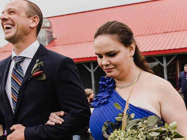 Travis and Deborah's wedding in Prince Edward County, Ontario 19
