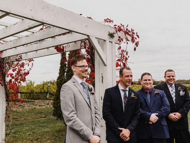 Travis and Deborah's wedding in Prince Edward County, Ontario 20