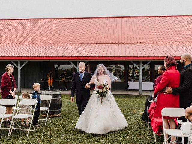 Travis and Deborah's wedding in Prince Edward County, Ontario 21