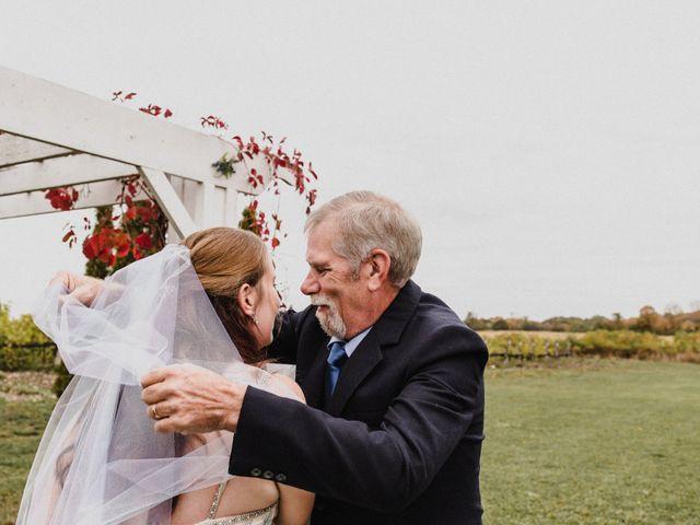 Travis and Deborah's wedding in Prince Edward County, Ontario 22