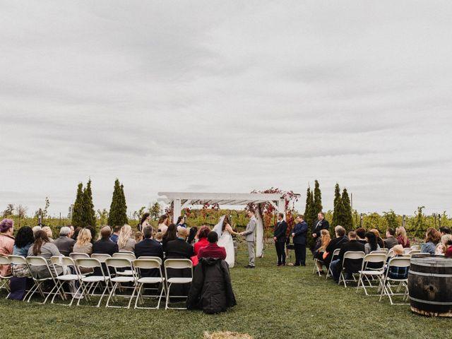 Travis and Deborah's wedding in Prince Edward County, Ontario 23