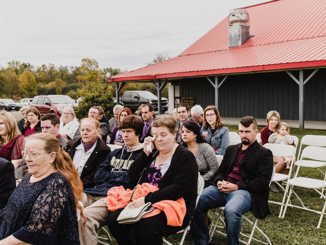 Travis and Deborah's wedding in Prince Edward County, Ontario 24