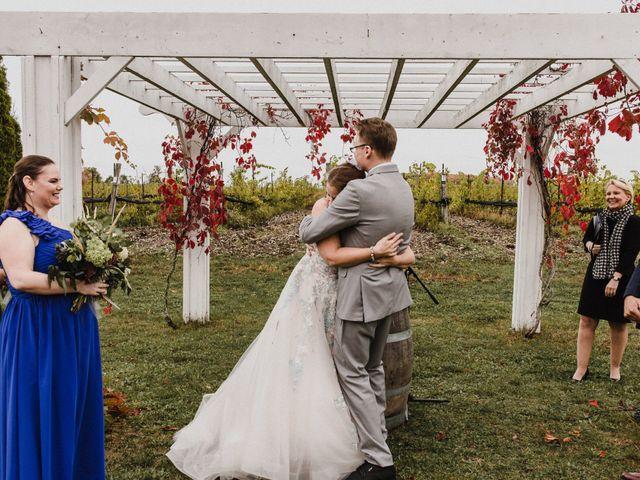 Travis and Deborah's wedding in Prince Edward County, Ontario 27