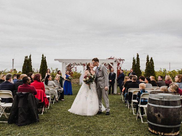 Travis and Deborah's wedding in Prince Edward County, Ontario 28