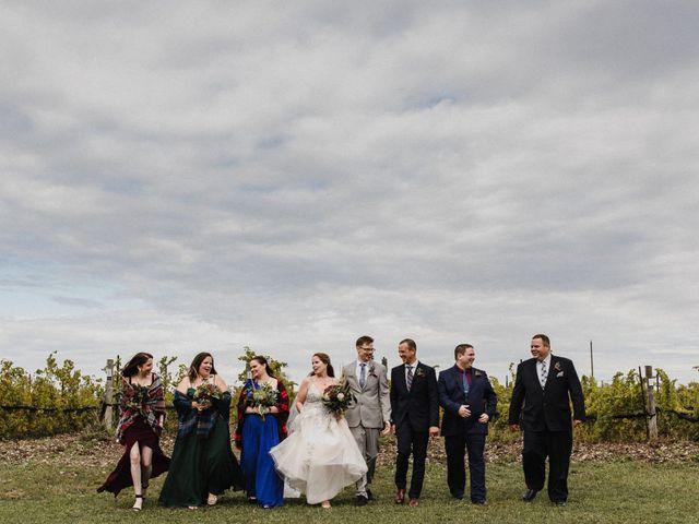 Travis and Deborah's wedding in Prince Edward County, Ontario 31