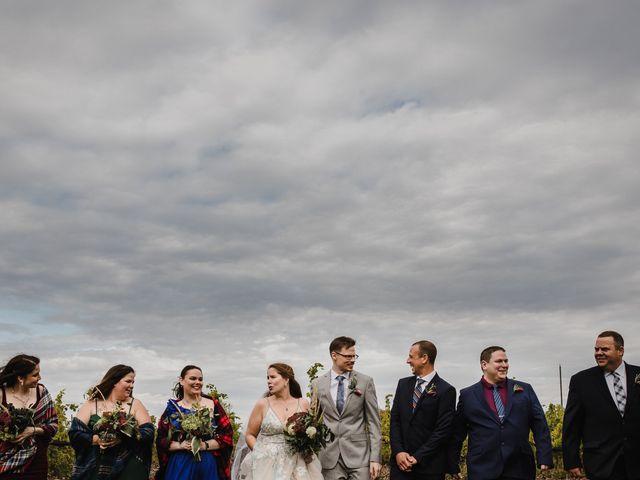 Travis and Deborah's wedding in Prince Edward County, Ontario 32