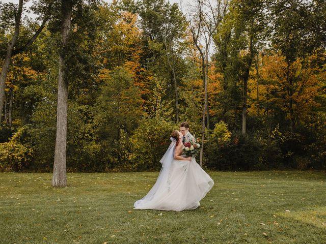 Travis and Deborah's wedding in Prince Edward County, Ontario 33