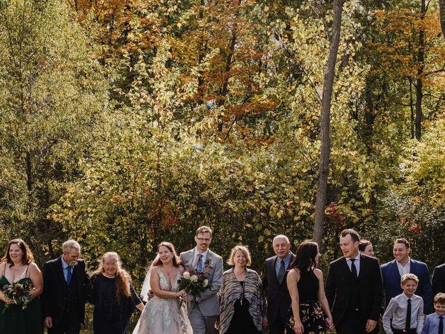 Travis and Deborah's wedding in Prince Edward County, Ontario 34