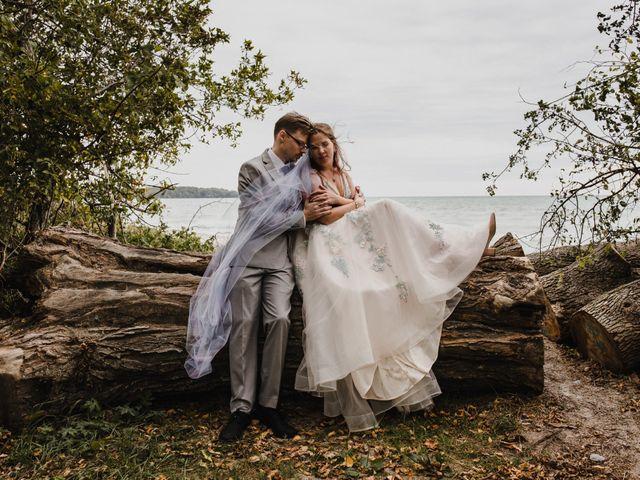 Travis and Deborah's wedding in Prince Edward County, Ontario 35