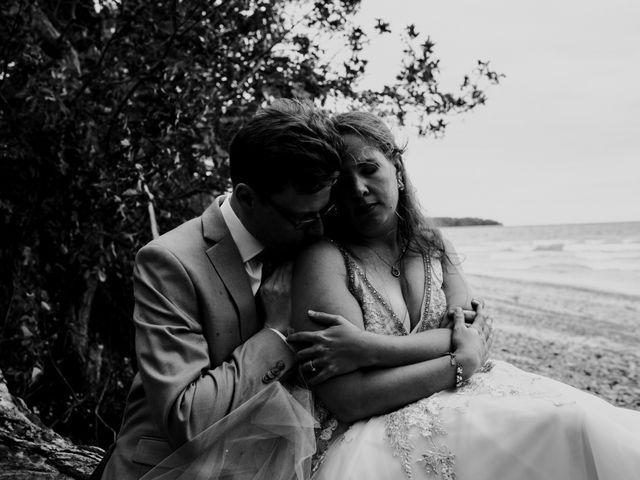 Travis and Deborah's wedding in Prince Edward County, Ontario 36