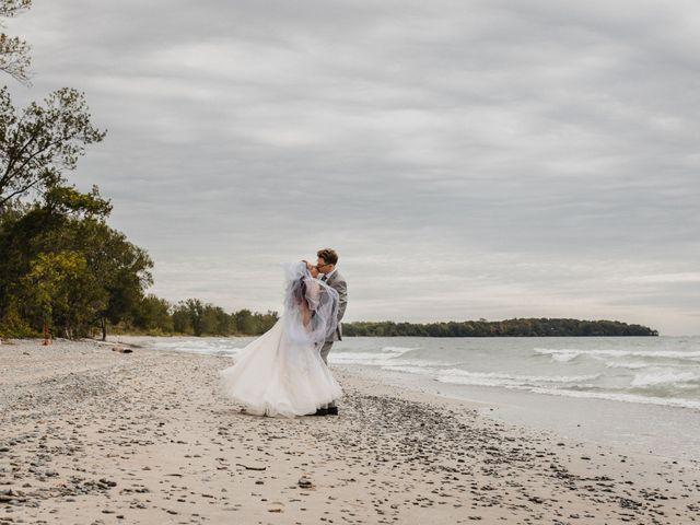Travis and Deborah's wedding in Prince Edward County, Ontario 37