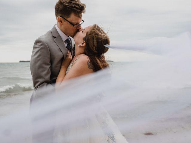 Travis and Deborah's wedding in Prince Edward County, Ontario 38