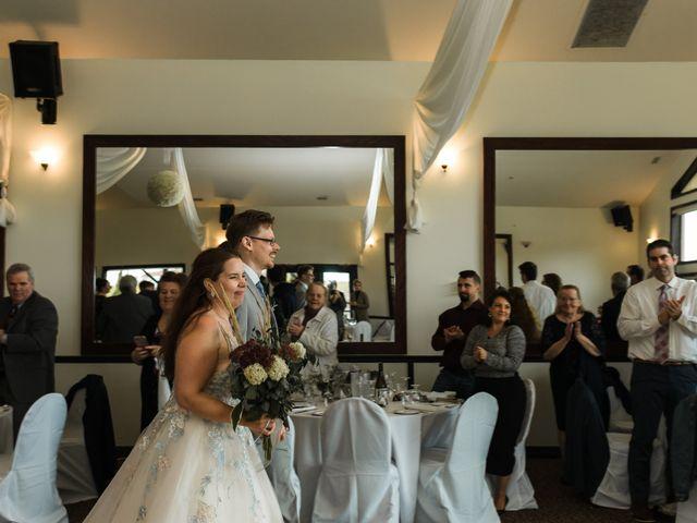 Travis and Deborah's wedding in Prince Edward County, Ontario 46