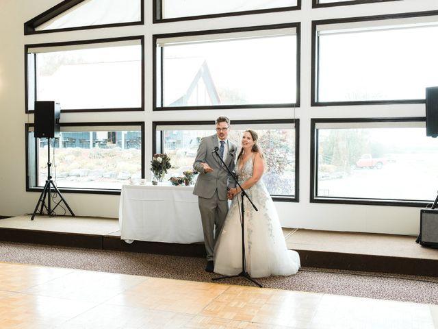 Travis and Deborah's wedding in Prince Edward County, Ontario 50