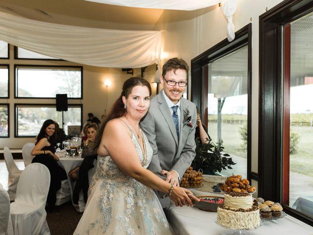 Travis and Deborah's wedding in Prince Edward County, Ontario 55