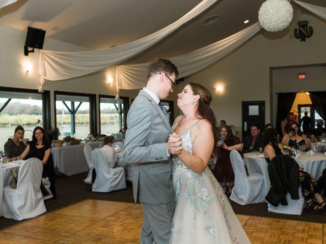 Travis and Deborah's wedding in Prince Edward County, Ontario 56