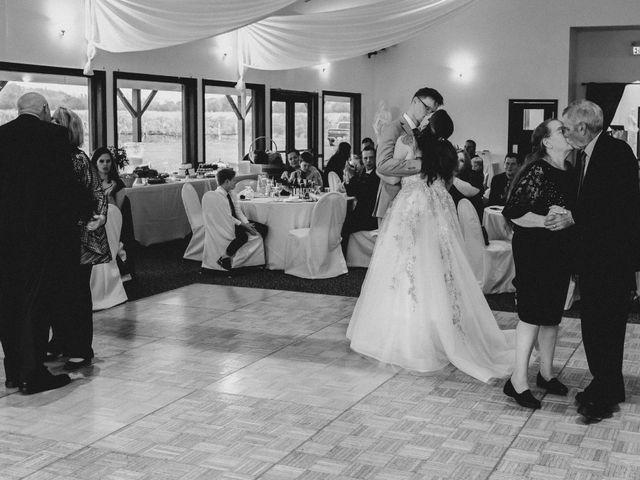 Travis and Deborah's wedding in Prince Edward County, Ontario 58