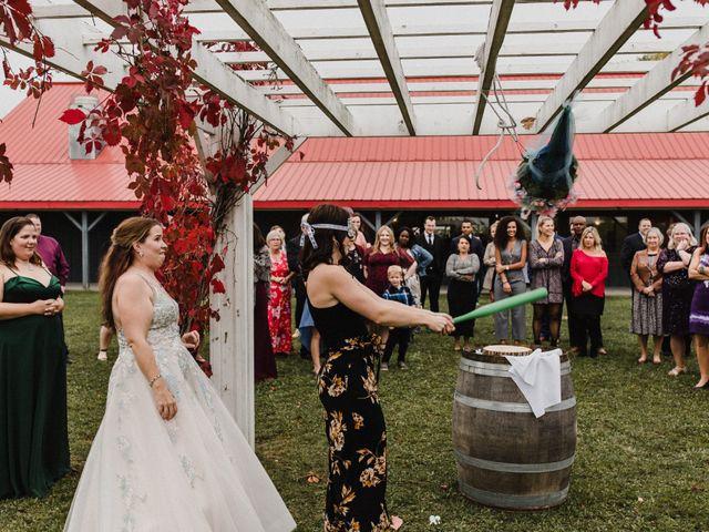 Travis and Deborah's wedding in Prince Edward County, Ontario 60