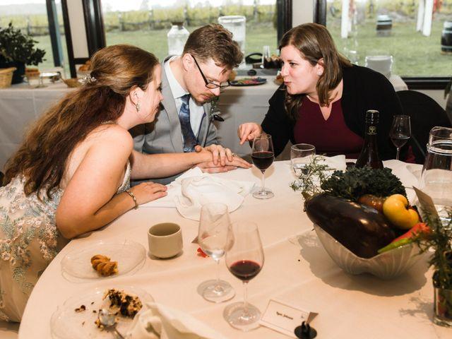 Travis and Deborah's wedding in Prince Edward County, Ontario 62