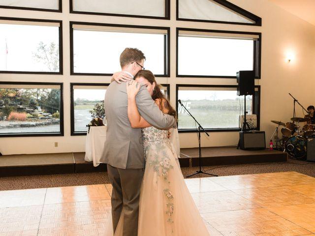 Travis and Deborah's wedding in Prince Edward County, Ontario 66