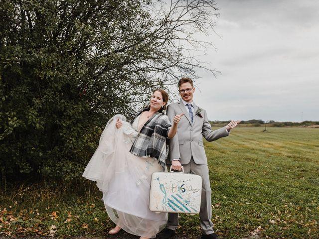 Travis and Deborah's wedding in Prince Edward County, Ontario 67