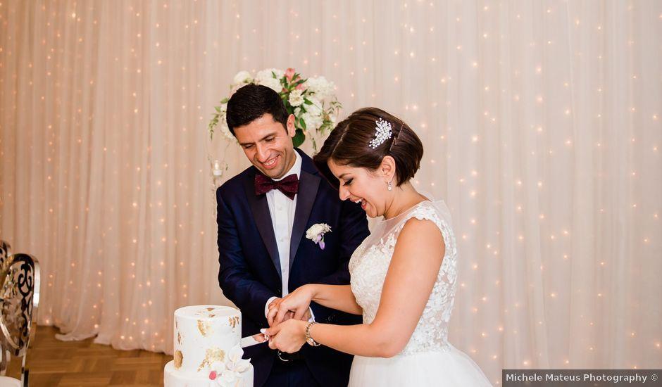 Amir and Rita's wedding in Vancouver, British Columbia