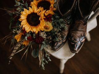 The wedding of Dalia and Travis  1