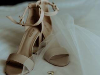 The wedding of Seika and Evan 1
