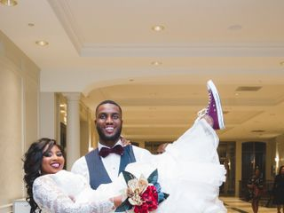 The wedding of Kimarie and Joseph