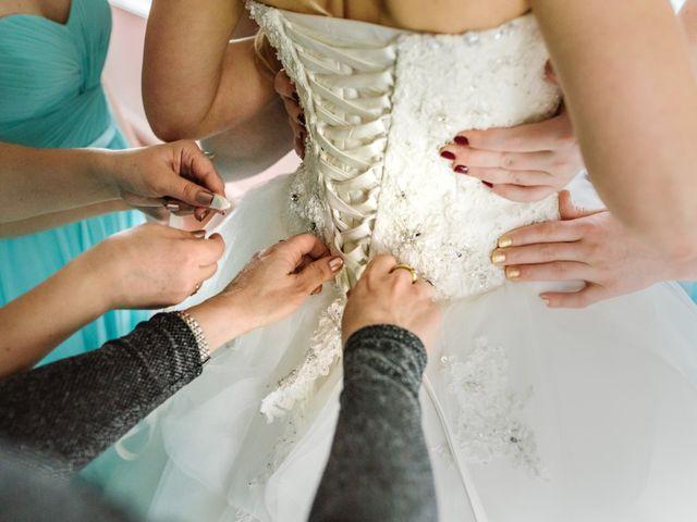 Denise and Polina's wedding in Coquitlam, British Columbia 4