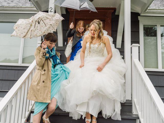 Denise and Polina's wedding in Coquitlam, British Columbia 5