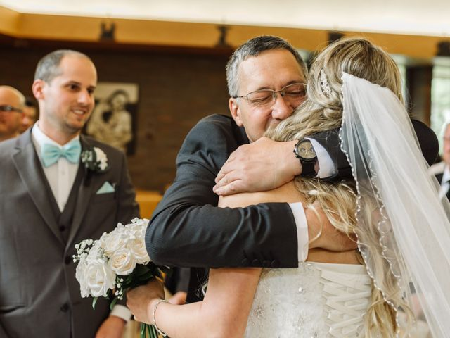 Denise and Polina's wedding in Coquitlam, British Columbia 7