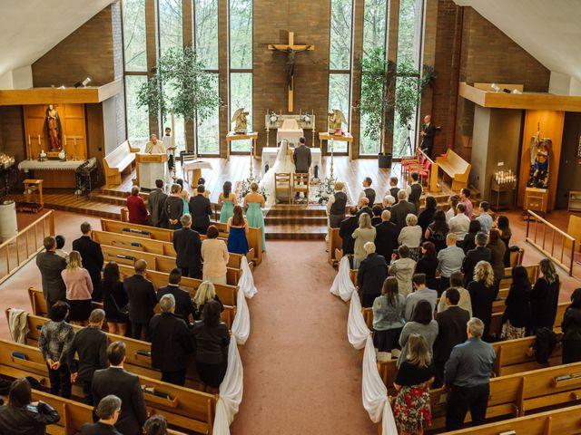 Denise and Polina's wedding in Coquitlam, British Columbia 9