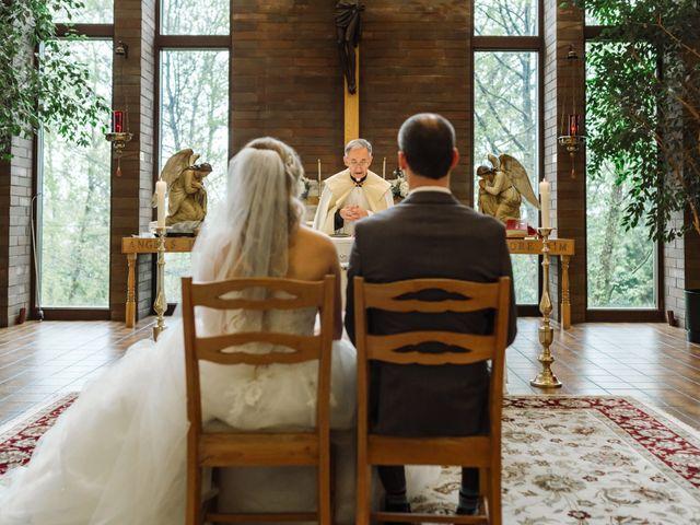 Denise and Polina's wedding in Coquitlam, British Columbia 10