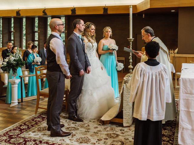 Denise and Polina's wedding in Coquitlam, British Columbia 11