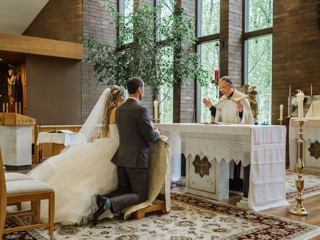 Denise and Polina's wedding in Coquitlam, British Columbia 14