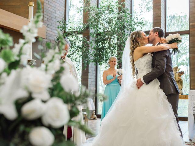 Denise and Polina's wedding in Coquitlam, British Columbia 15
