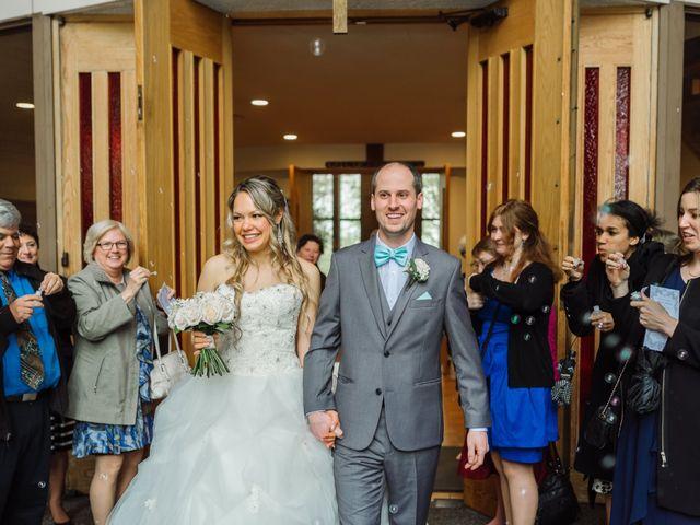 Denise and Polina's wedding in Coquitlam, British Columbia 17