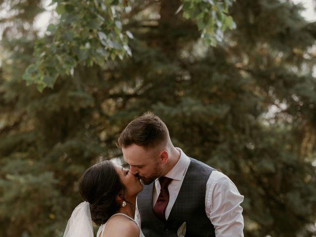 Evan and Seika's wedding in Red Deer, Alberta 35