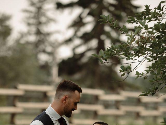 Evan and Seika's wedding in Red Deer, Alberta 1