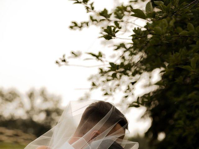 The wedding of Seika and Evan