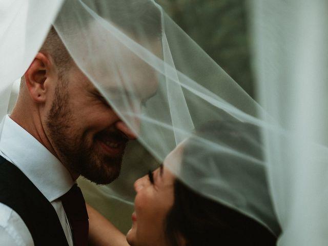 Evan and Seika's wedding in Red Deer, Alberta 43