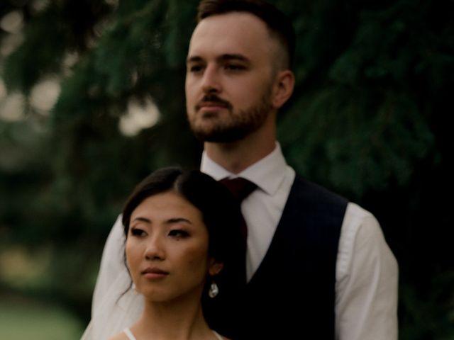 Evan and Seika's wedding in Red Deer, Alberta 44