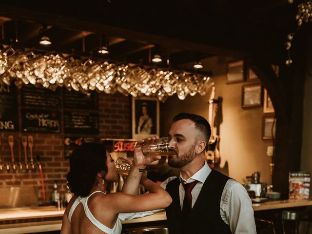 Evan and Seika's wedding in Red Deer, Alberta 2