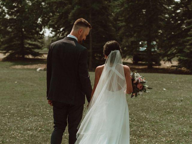 Evan and Seika's wedding in Red Deer, Alberta 34