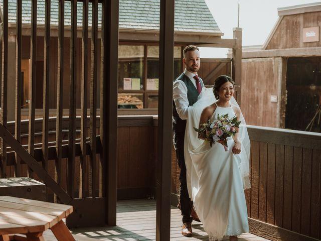 Evan and Seika's wedding in Red Deer, Alberta 39