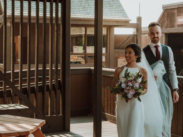 Evan and Seika's wedding in Red Deer, Alberta 41