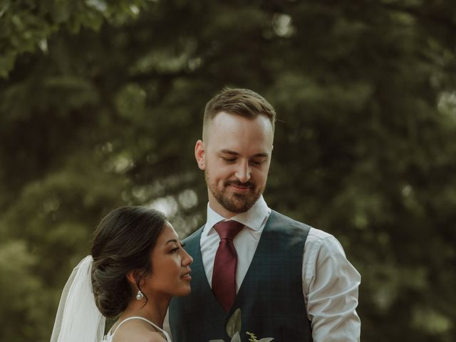 Evan and Seika's wedding in Red Deer, Alberta 46