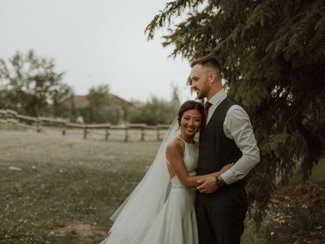 Evan and Seika's wedding in Red Deer, Alberta 47