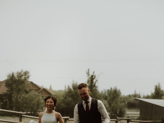 Evan and Seika's wedding in Red Deer, Alberta 49